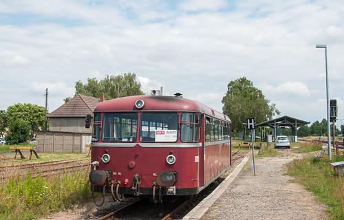 120 Jahre lang konnte man am Pritzwalker Bahnhof in den Zug Richtung Putlitz steigen.