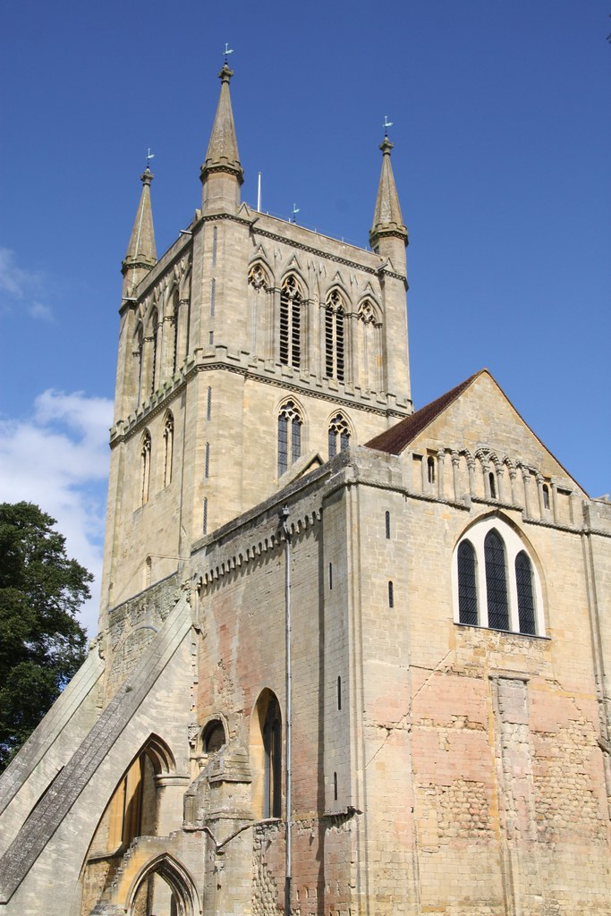Pershore Abbey History Pershore Abbey