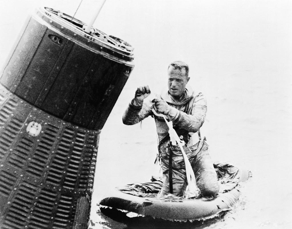 Breitling 809 Cosmonaute Scott Carpenter 10460343694_01c5886d6d_b