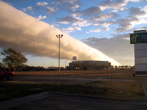 Roll Cloud over Canyon Texas 1-20131104 | by Kenneth Cole Schneider