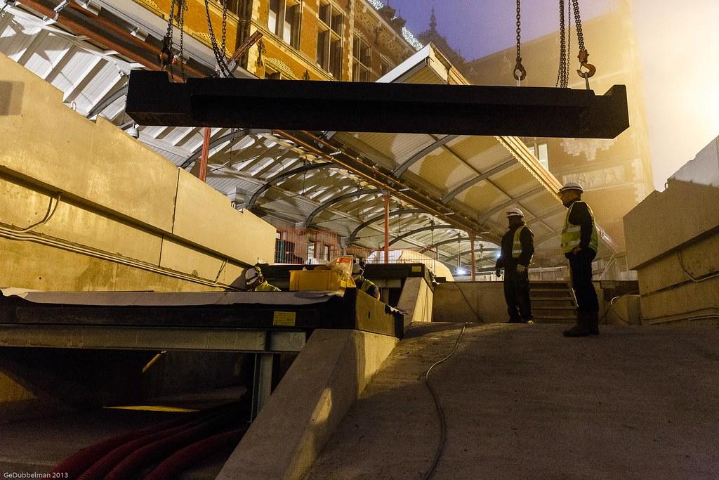 Inhijsen trap bij oostelijke toegang 12 nederland amsterdu2026 flickr