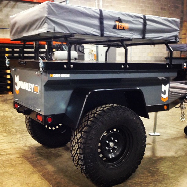 This one has a MORV Explore with 35  Duratracs and matching FJ Cruiser Wheels. This one has a & MORV Explore with 35