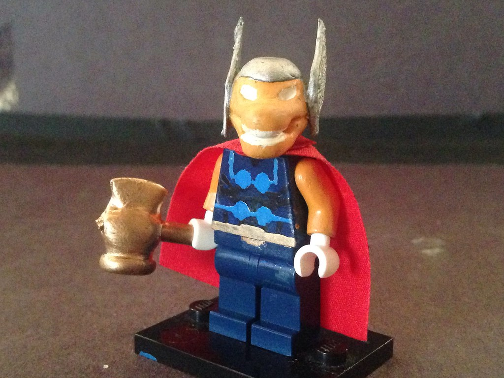 lego beta ray bill -#main