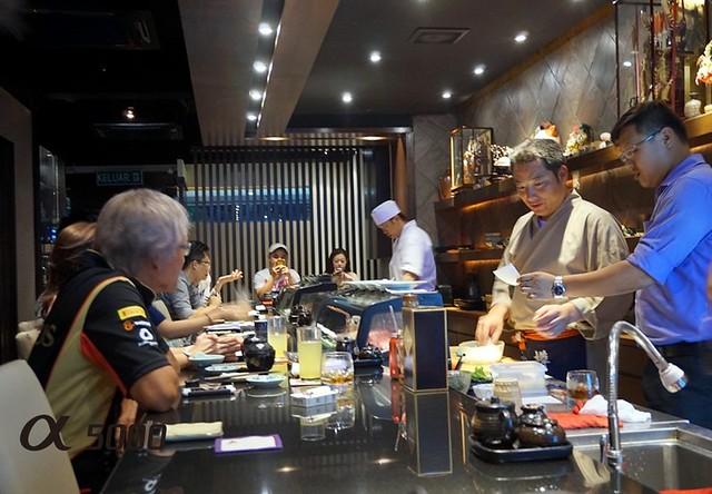 Omakase in KL - Kame Sushi, Hartamas -006