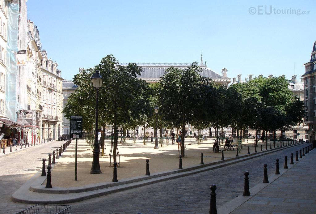 Reataurants In Paris Hotel