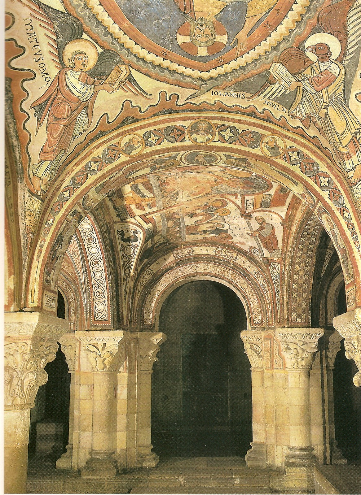 Capela Sistina do Românico - Arte