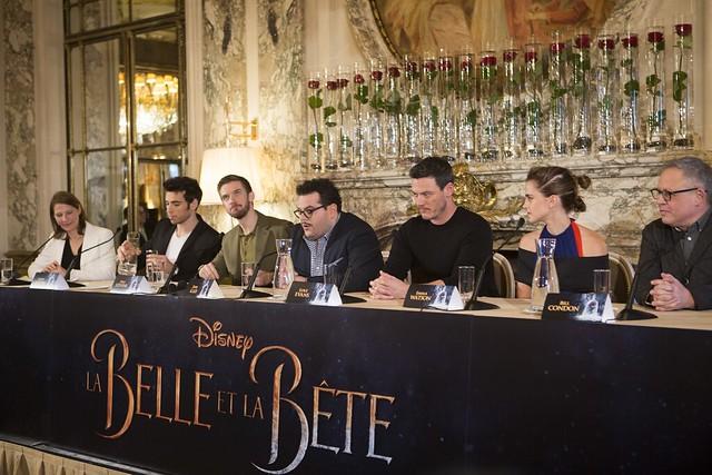 Conférence La Belle et la Bête : photos officielles