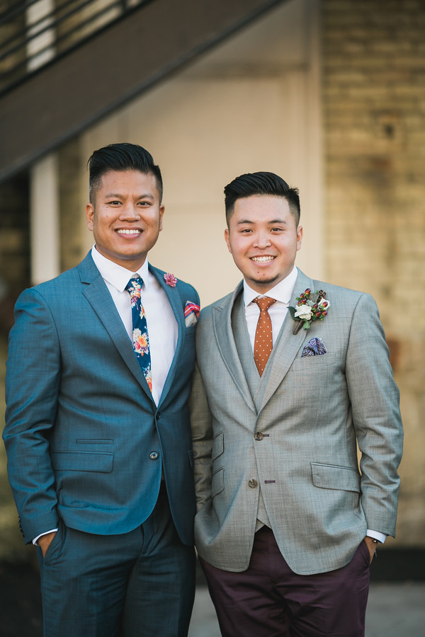 Well-groomed blog mismatched groom attire by uttke 12