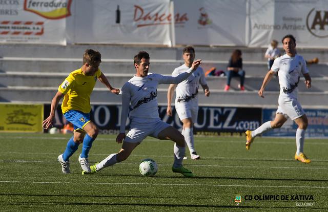 CD Olímpic 0-1 Orihuela CF