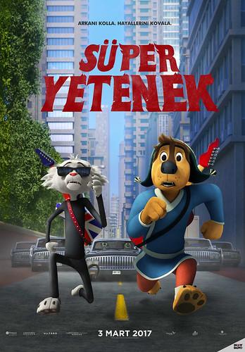 Süper Yetenek - Rock Dog (2017)