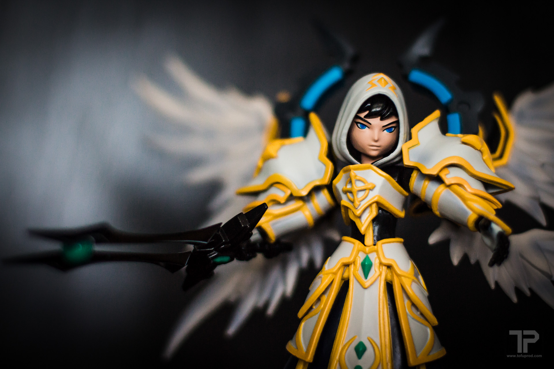 archangel ligh artamiel summoners war