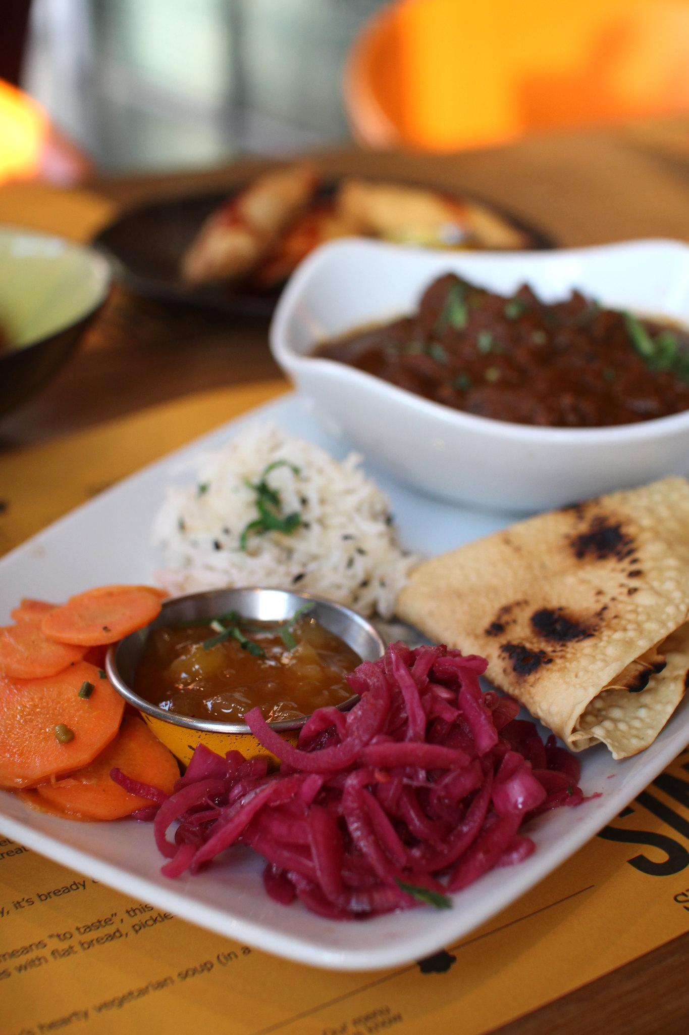 Tony Singh Edinburgh Apex Review food travel blogger UK
