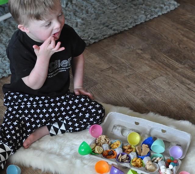 Easter Egg Meals