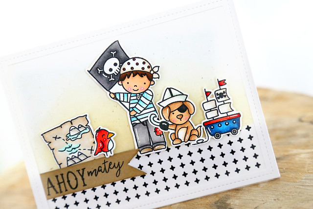 ahoy! (neat and tangled release week)