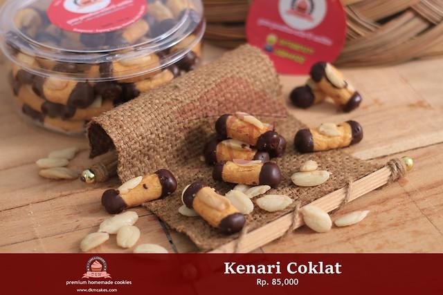 Kenari Coklat DKM COOKIES