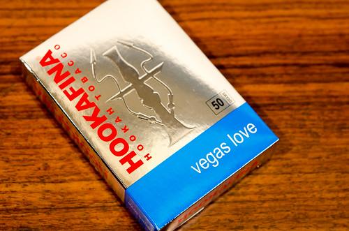Hookafina Vegas Love