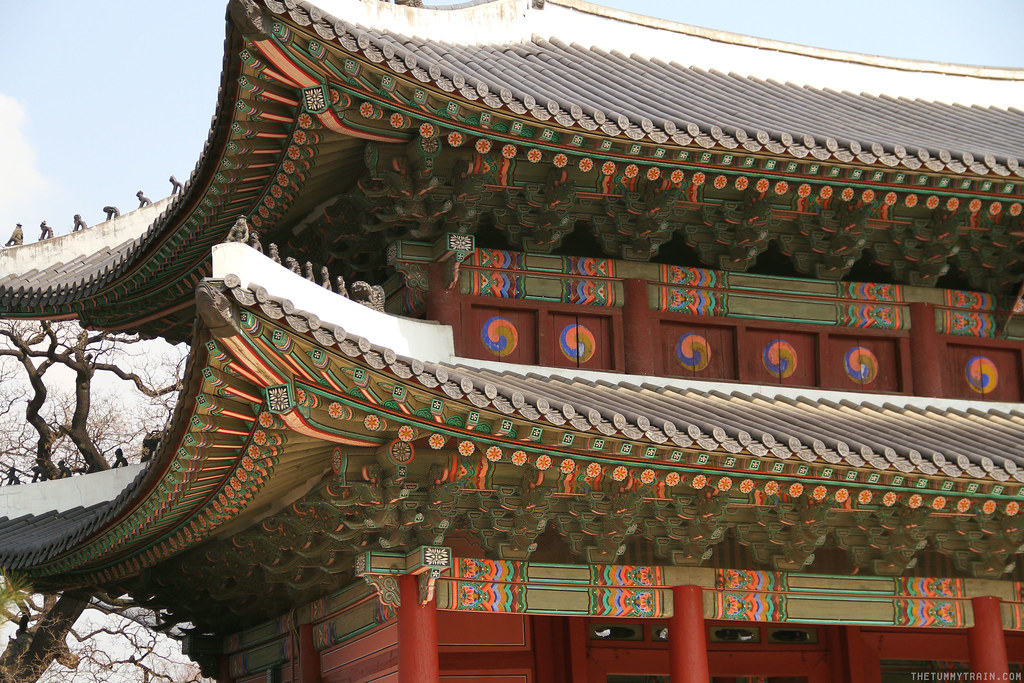 33401562831 8206f3afa0 b - Seoul-ful Spring 2016: Greeting the first blooms at Changdeokgung Palace