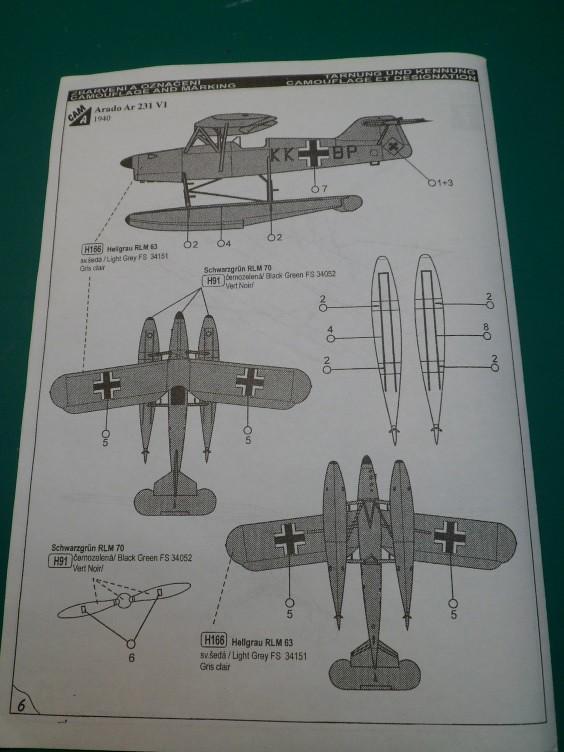 Ouvre-boîte Arado 231 v1 [MPM 1/48] 33615248920_2e5d21a958_b