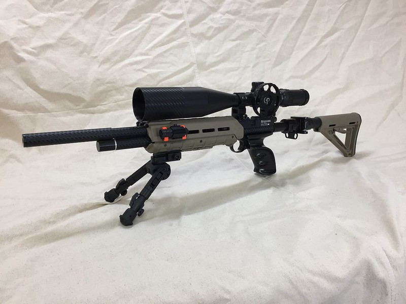 Bipod for Maurader Pistol - Airgun Nation