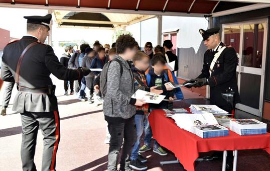 presentazione libro carabinieri