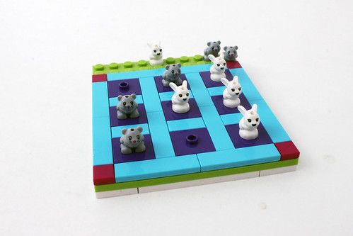 LEGO Friends Tic Tac Toe (40265)