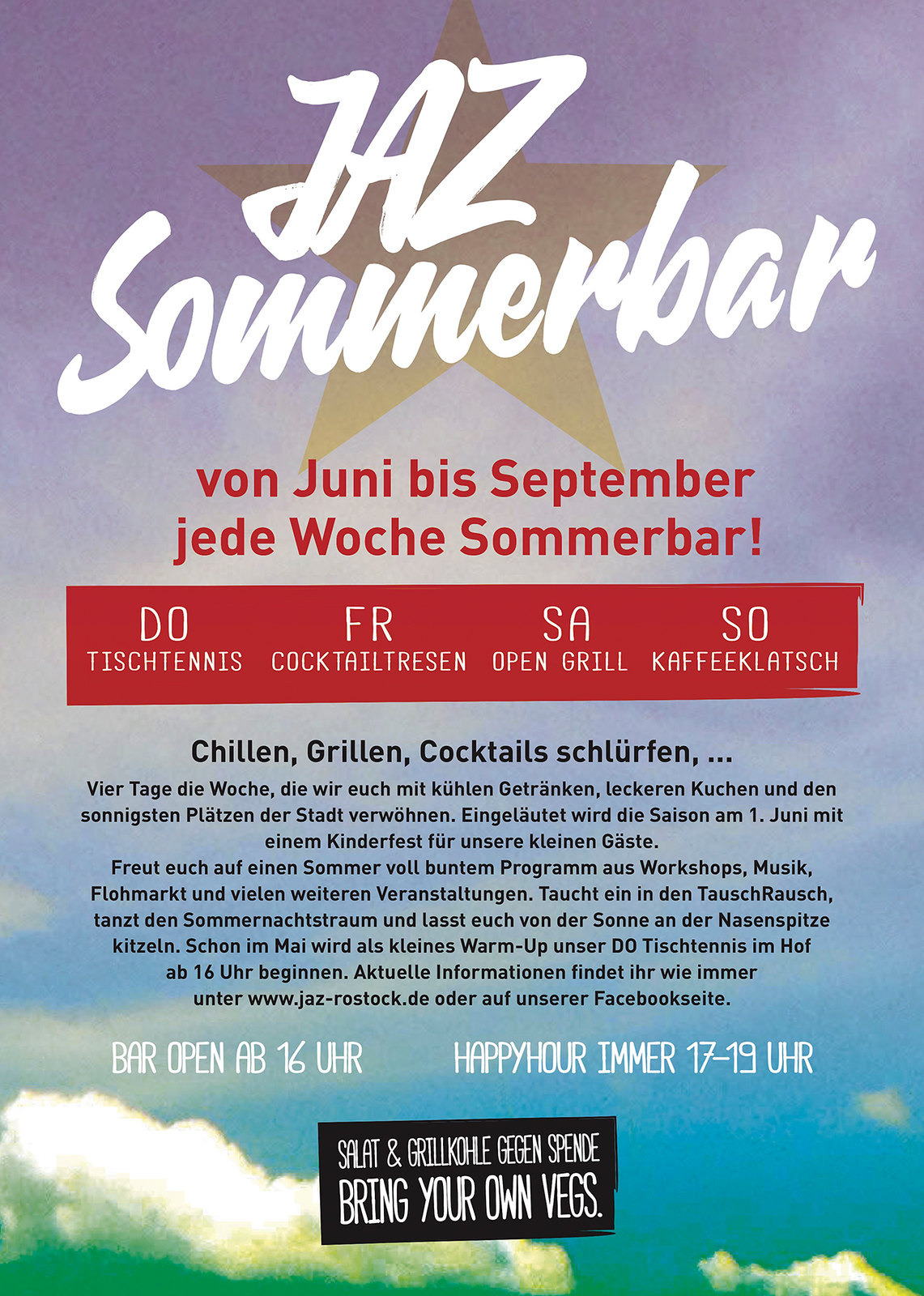 JAZ Sommerbar 2017