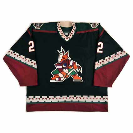 Phoenix Coyotes 2000-01 F jersey