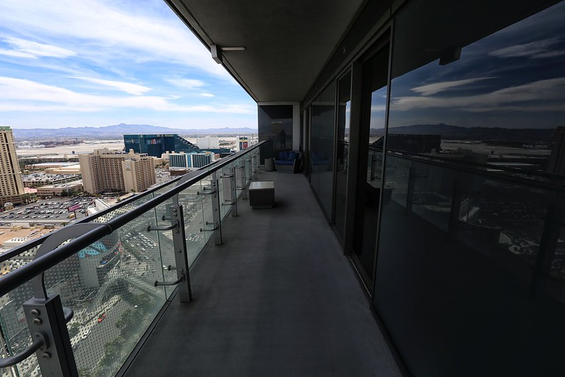 Cosmopolitan Las Vegas Wrap Around Suite 33