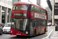 Wrightbus NRM NBFL - LTZ 1123 - LT123  Shepherd's Bush 148 - RATP London - London 2017 - Steven Gray - IMG_8232