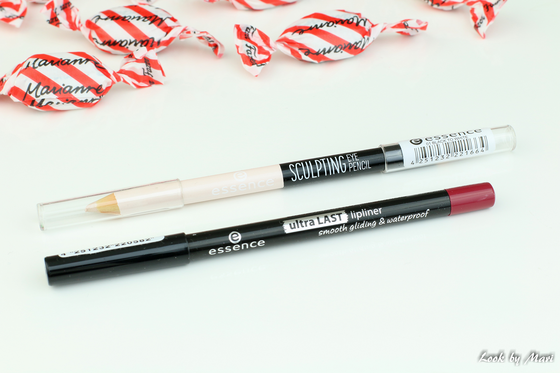 11 essence  sculpting eye pencil black & white review kokemuksia
