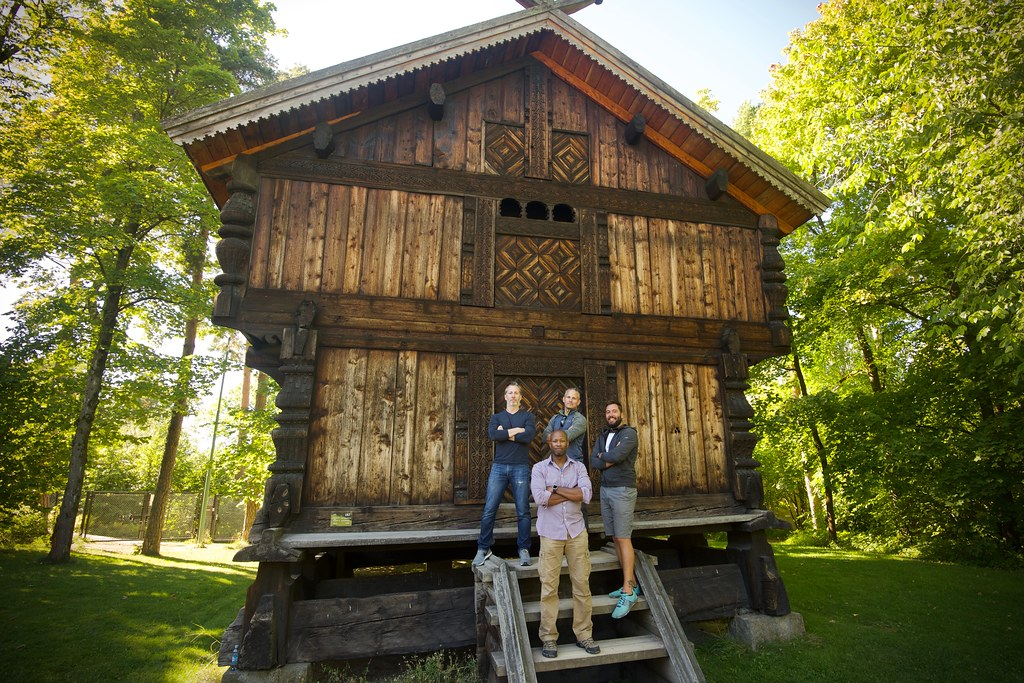 The Boys at Norsk Folkemuseum