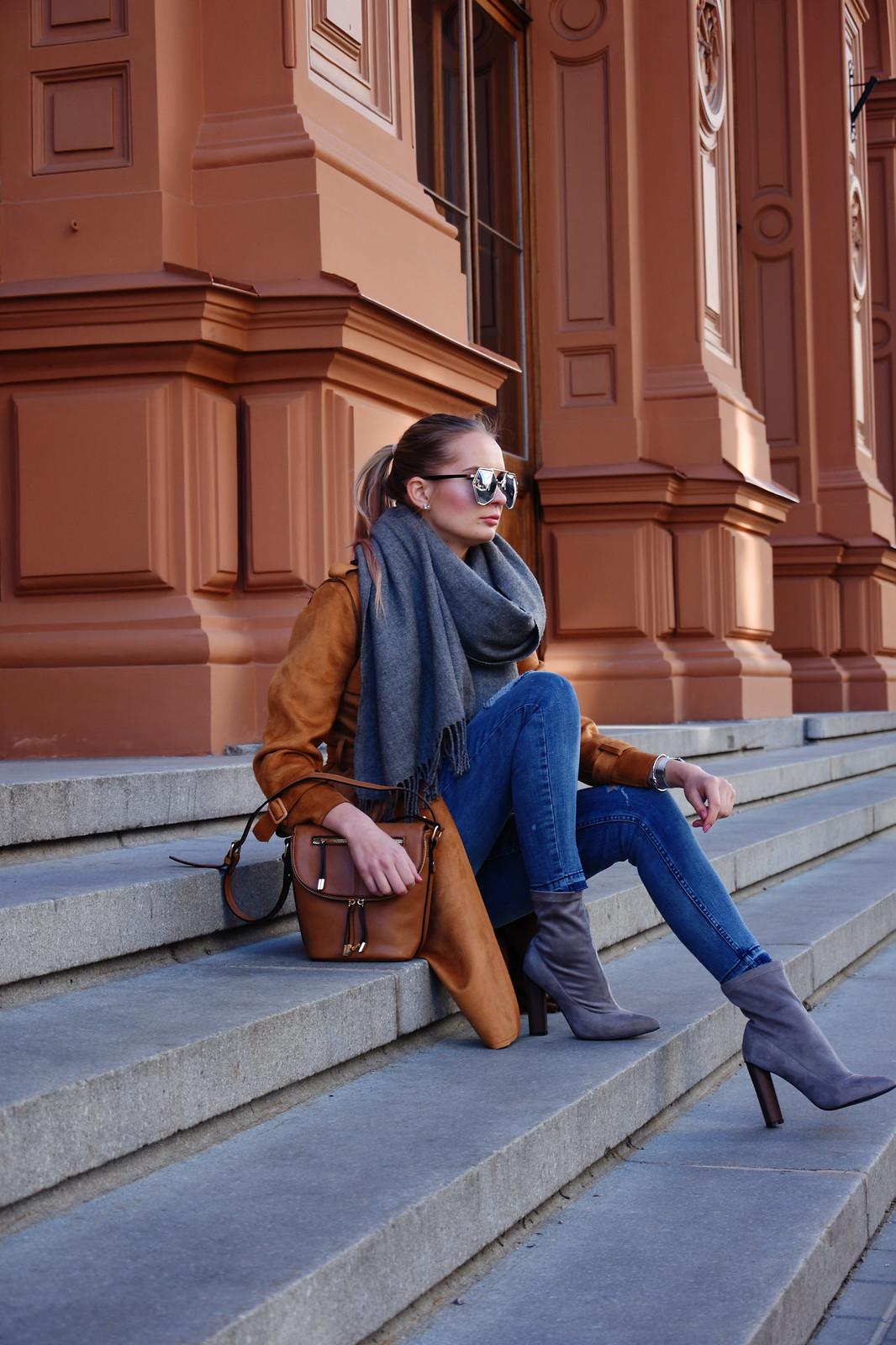 Latvian fashion blogger