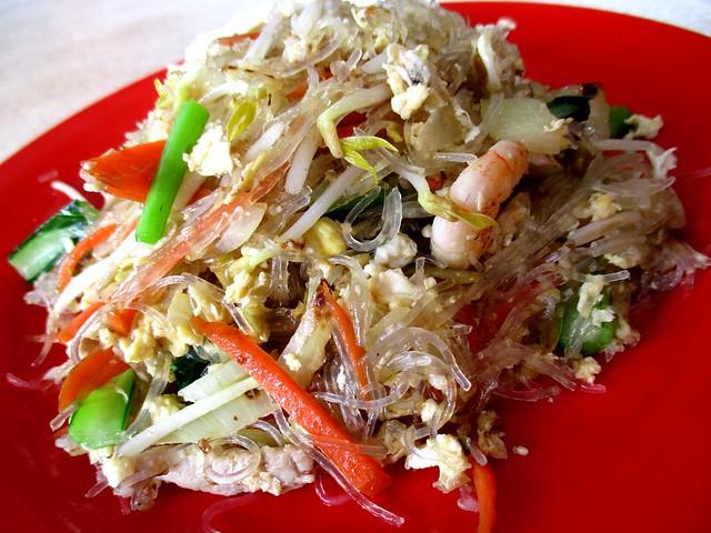 Lok Ming Yuen fried tang hoon