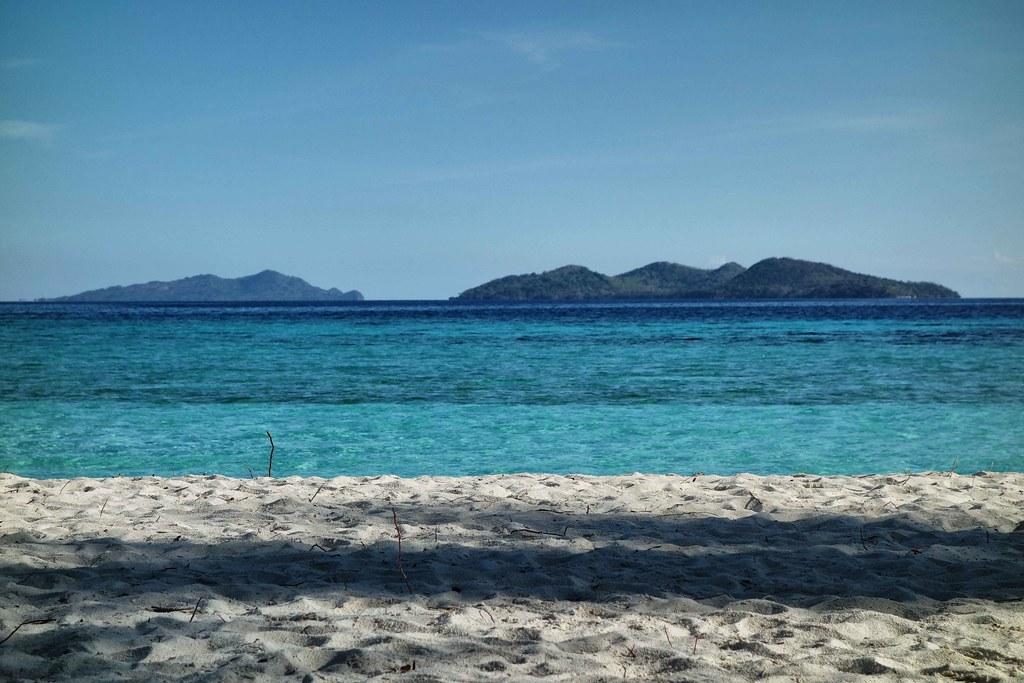 Coron - Malcapuya Island