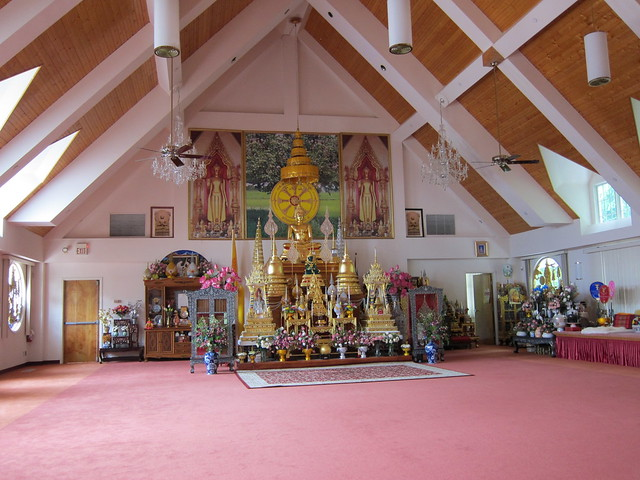 at the wat thai buddhist temple silver spring md 2