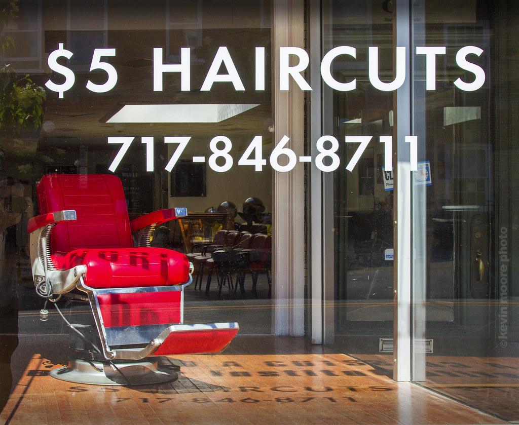 5 Haircuts York Pa Kevin B Moore Flickr