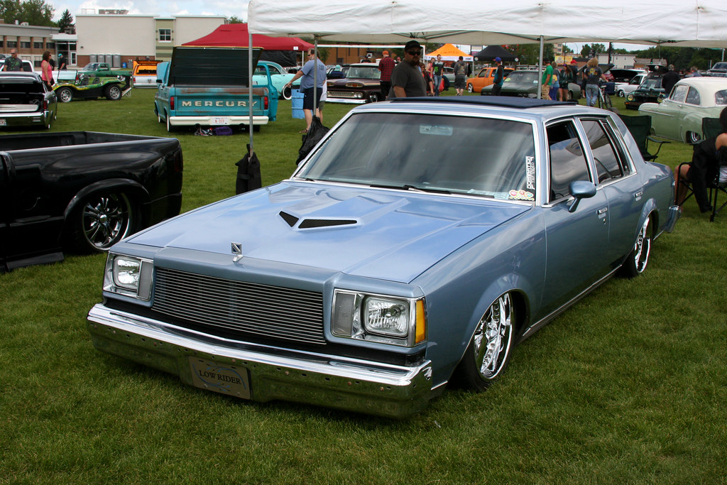 1980 Buick Century Low Rider This Is Different Choice