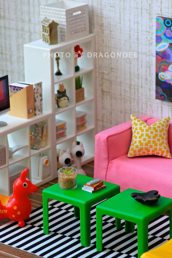 ikea huset doll furniture. IKEA HUSET Doll Furniture   By Dragondeemini / LeneUx8 Ikea Huset