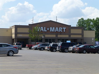 WalMart, Sam's Clubs, and Super WalMart Centers in the United States & Canada (CSV).