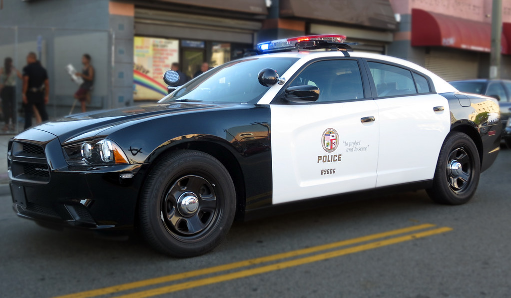 Lapd Dodge Charger Shop 89606 One Of A Small Number