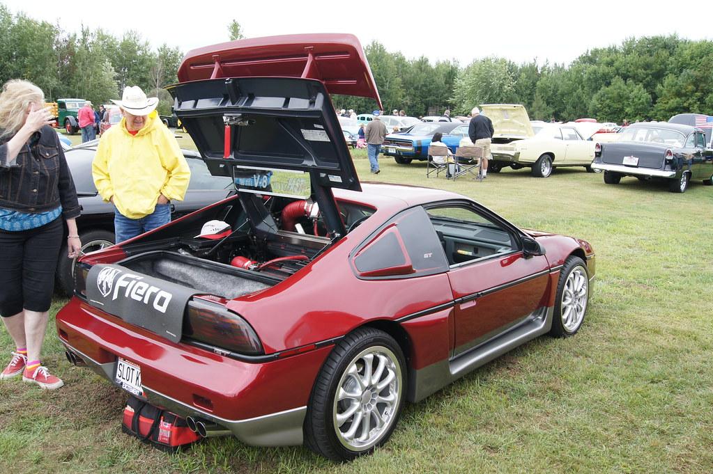 87 Pontiac Fiero GT | ...