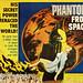 "Phantom From Space (United Artists, 1953). Half Sheet (19.75"" X 26"")"