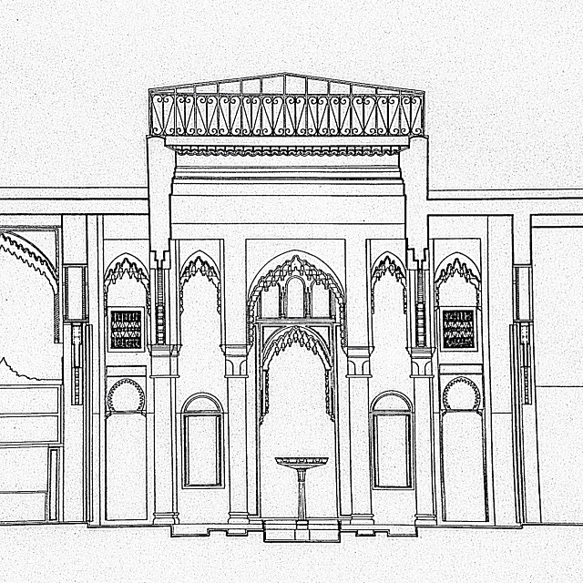 Maison dessin 3d for Dessin maison 3d