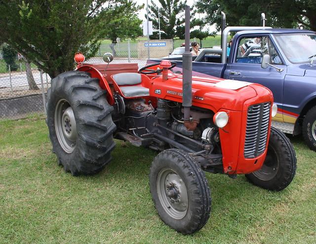 1958 Ferguson Tractor Attachments : Massey ferguson tractor flickr photo sharing