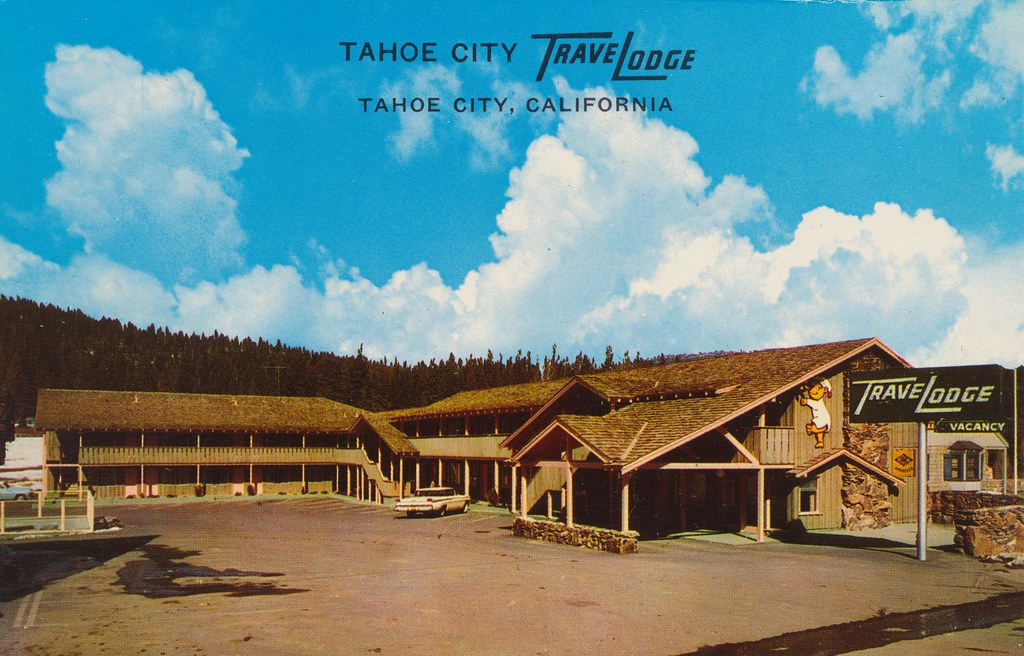 Travelodge - Tahoe City, California