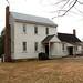 North Carolina, Durham County, Stagville State Historic Site, Stagville Plantation-  Bennehan House