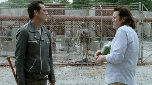 TWD 8_4 NEGAN AND EUGENE