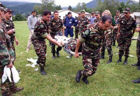 Les F.A.R. en Bosnie  IFOR, SFOR et EUFOR Althea 32814206721_1a1aea607e_o