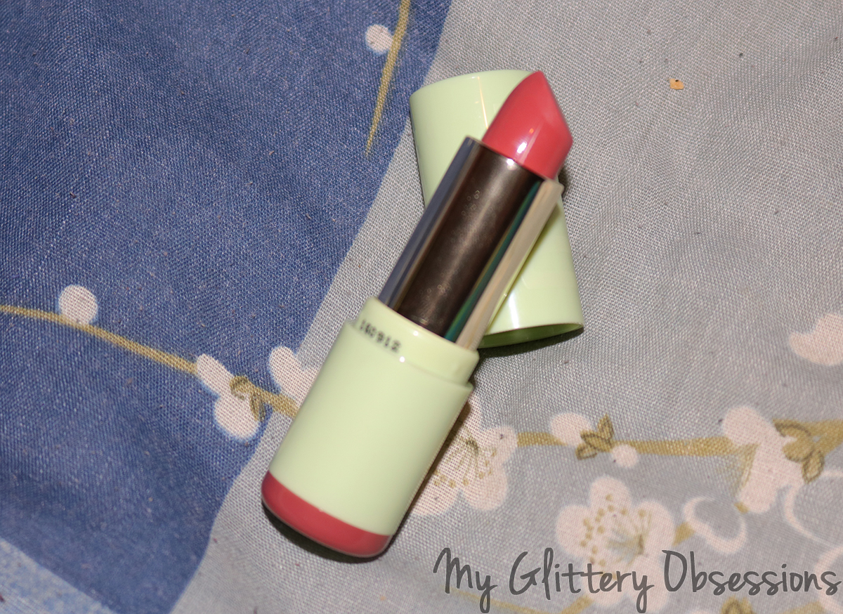 Lipstick Opened