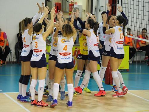 ISUZU Cerea - VIVIgas Verona Volley